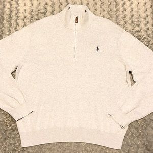 Men's Polo RL pullover paid $98 size 2XL Like new!